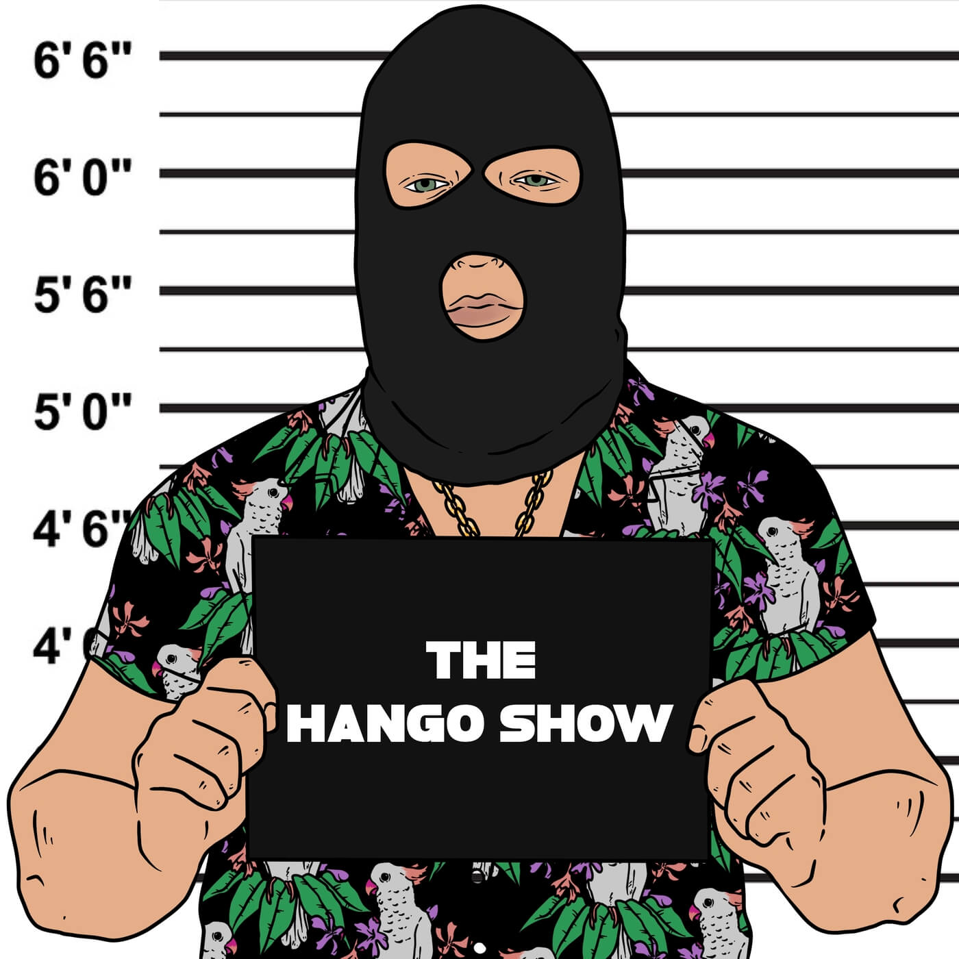 The Hango Show #012 with The Boys